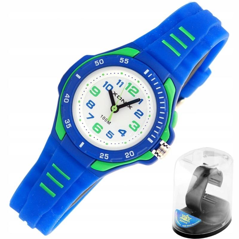 Zegarek dzieciÄ™cy Xonix WV-05 WR 100m