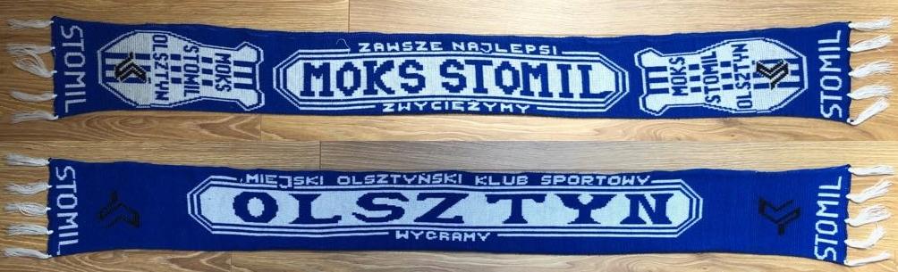 Stomil Olsztyn lata 90 te
