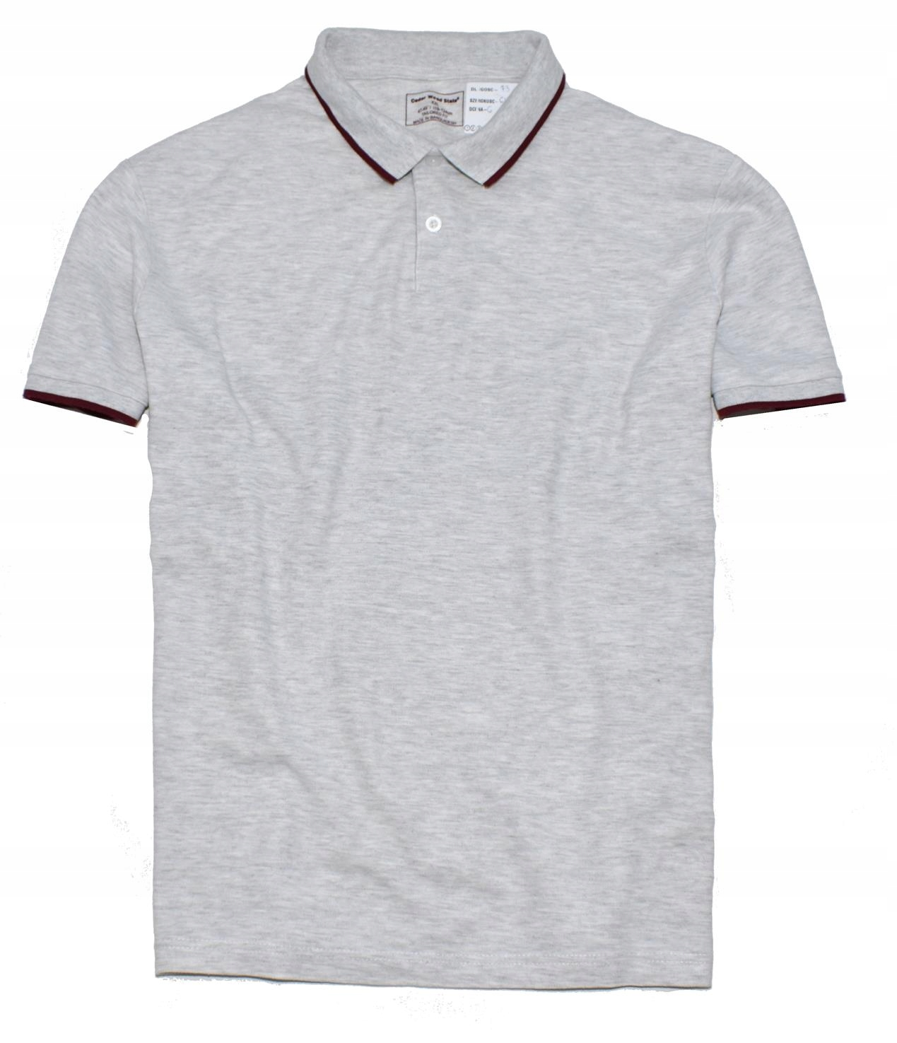 MM 103 CEDAWROOD_TRENDY LIGHT MELANGE POLO_2XL