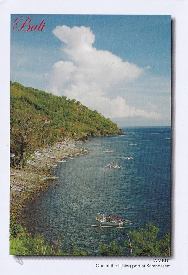 INDONEZJa - Bali - Kanagasem