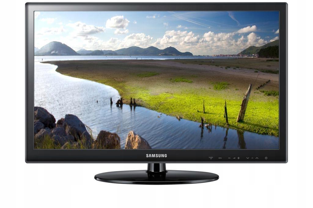TELEWIZOR SAMSUNG 22 CALE FULL HD DVBT HDMI USB