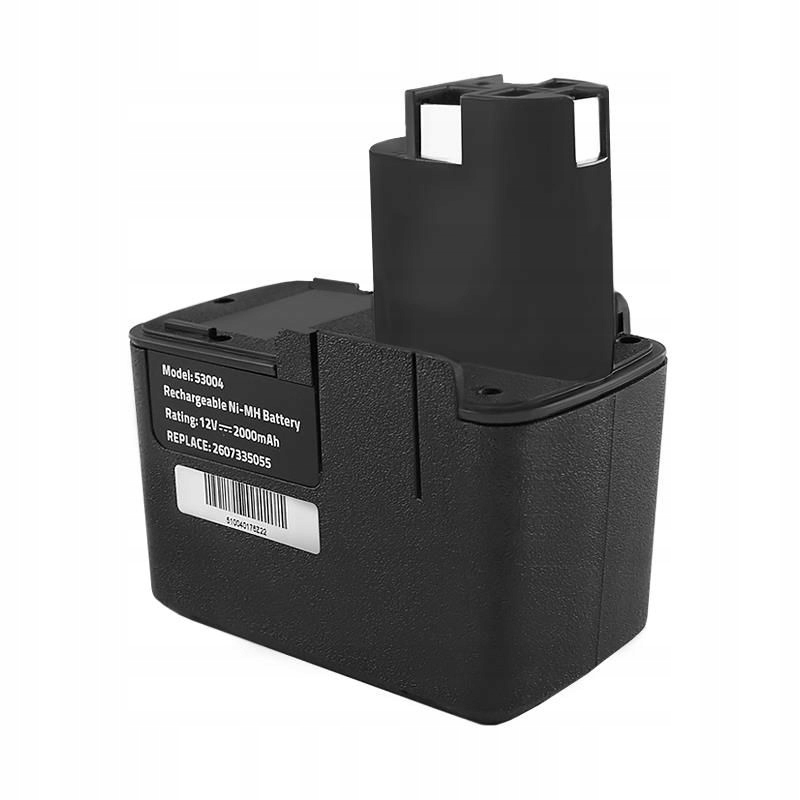 Akumulator Qoltec do Bosch 3300k PSR 12VE-2, 2000m