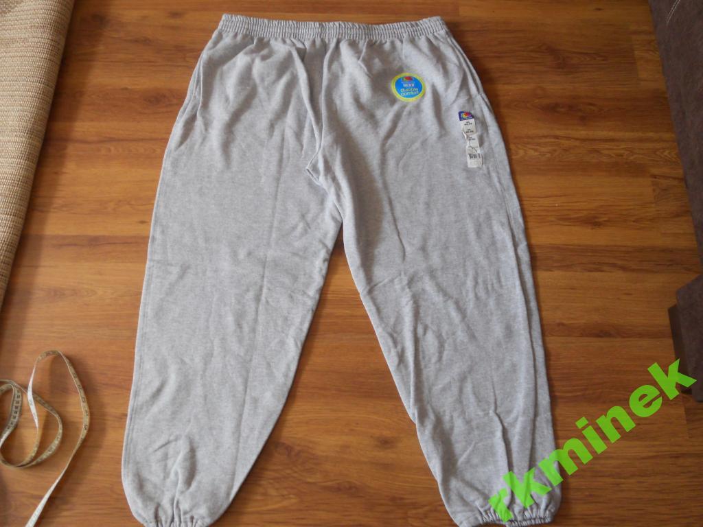 Fruit spodnie dresowe szerokość 104 z USA 3XL