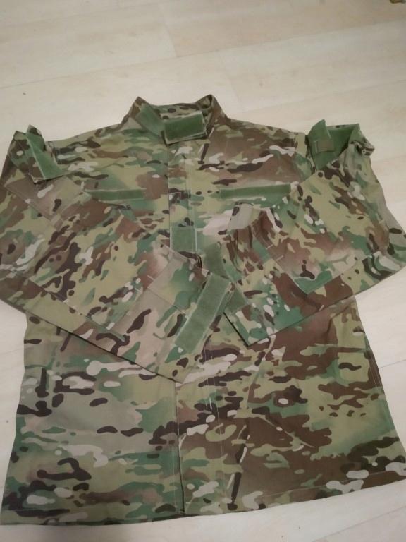 Bluza US Army multicam