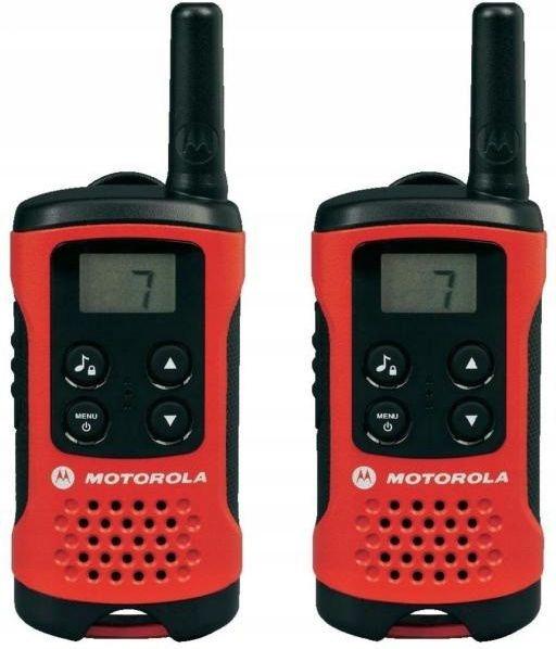 Krótkofalówka Motorola TLKR T40 [outlet]
