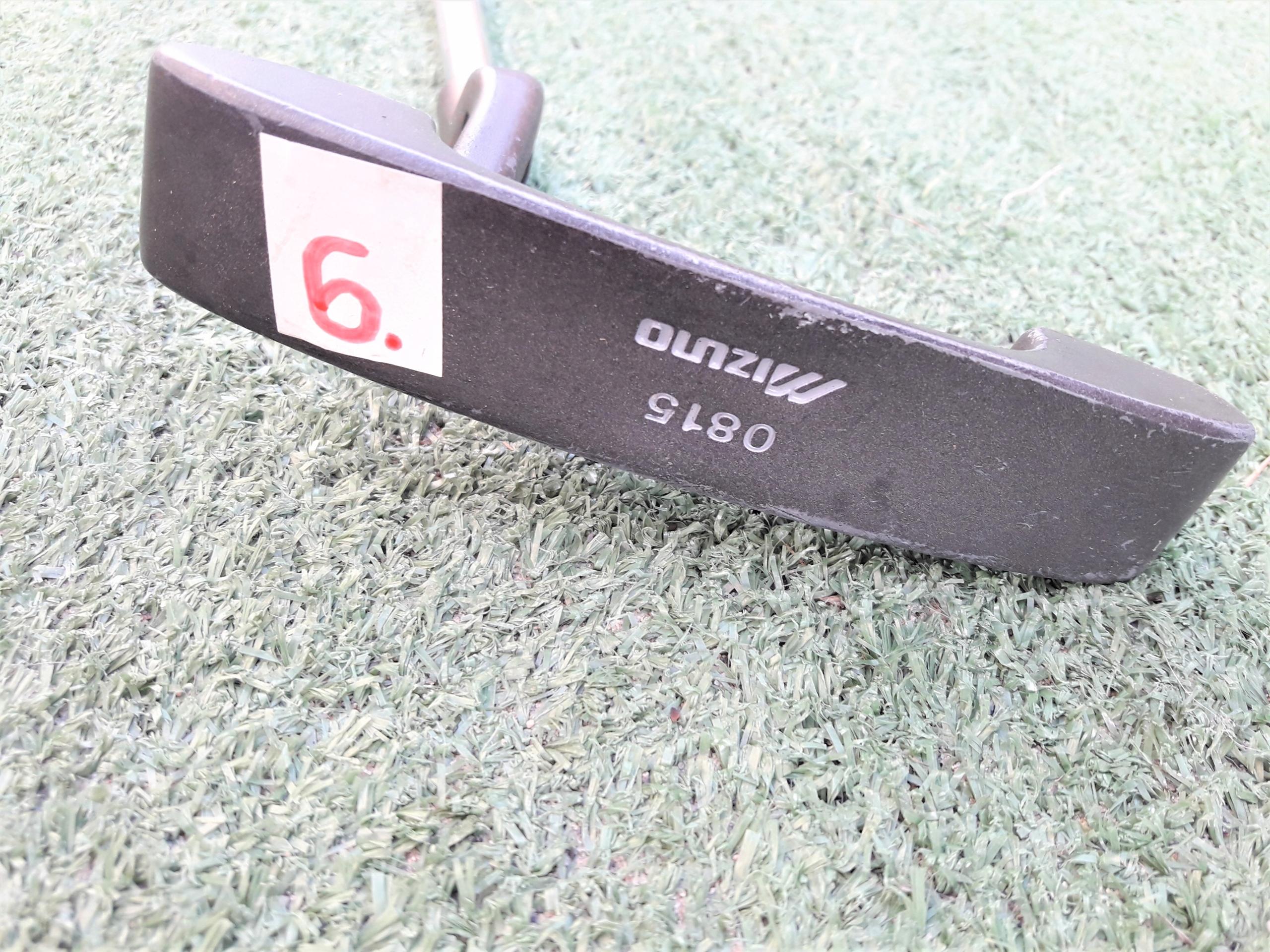 PUTTER kij golfowy MIZUNO 0815