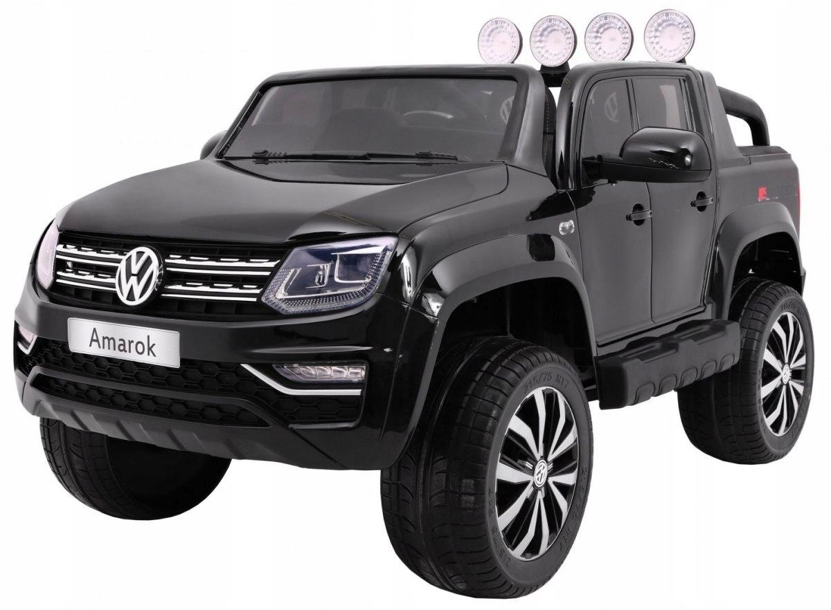 Pojazd Volkswagen Amarok Czarny