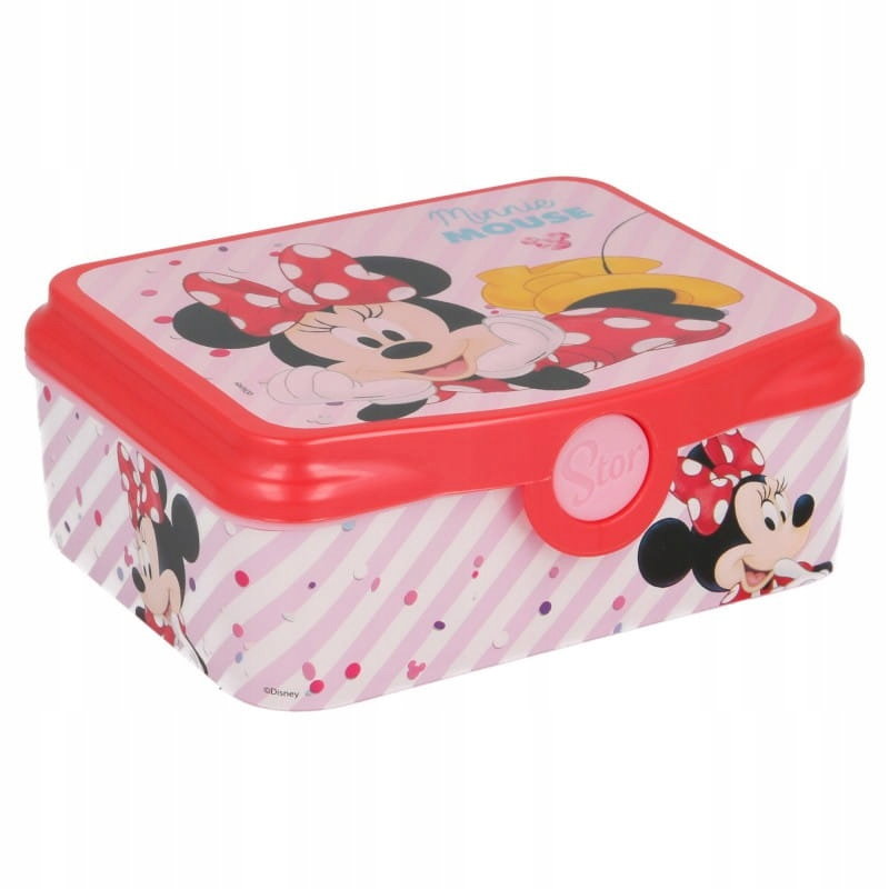 Minnie Mouse Pudełko śniadaniowe