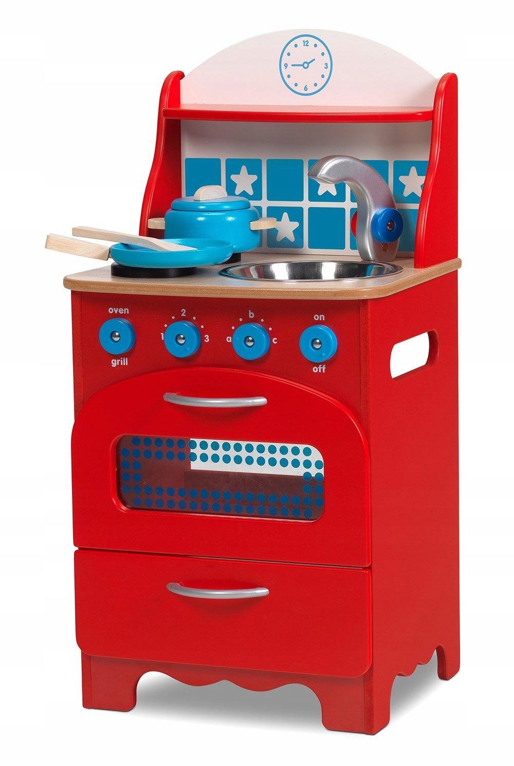 Drewniana Kuchnia Dla Dzieci Wysoka Jakość 7634577749