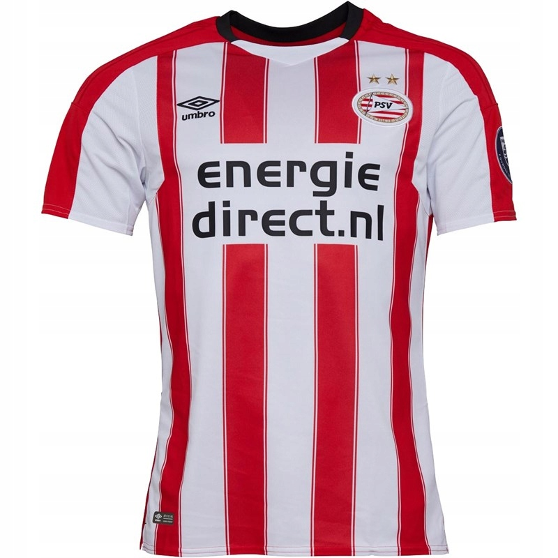 UMBRO- koszulka męska PSV Eindhoven 2017/18 S