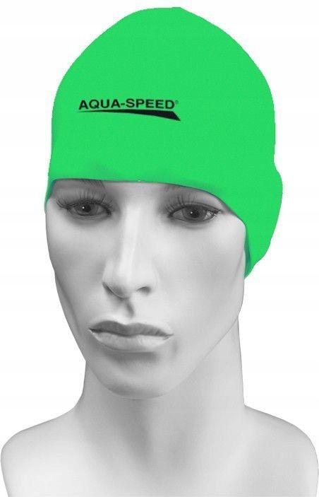Aqua-Speed Czepek pływacki Silikon Mono Racer 11 j