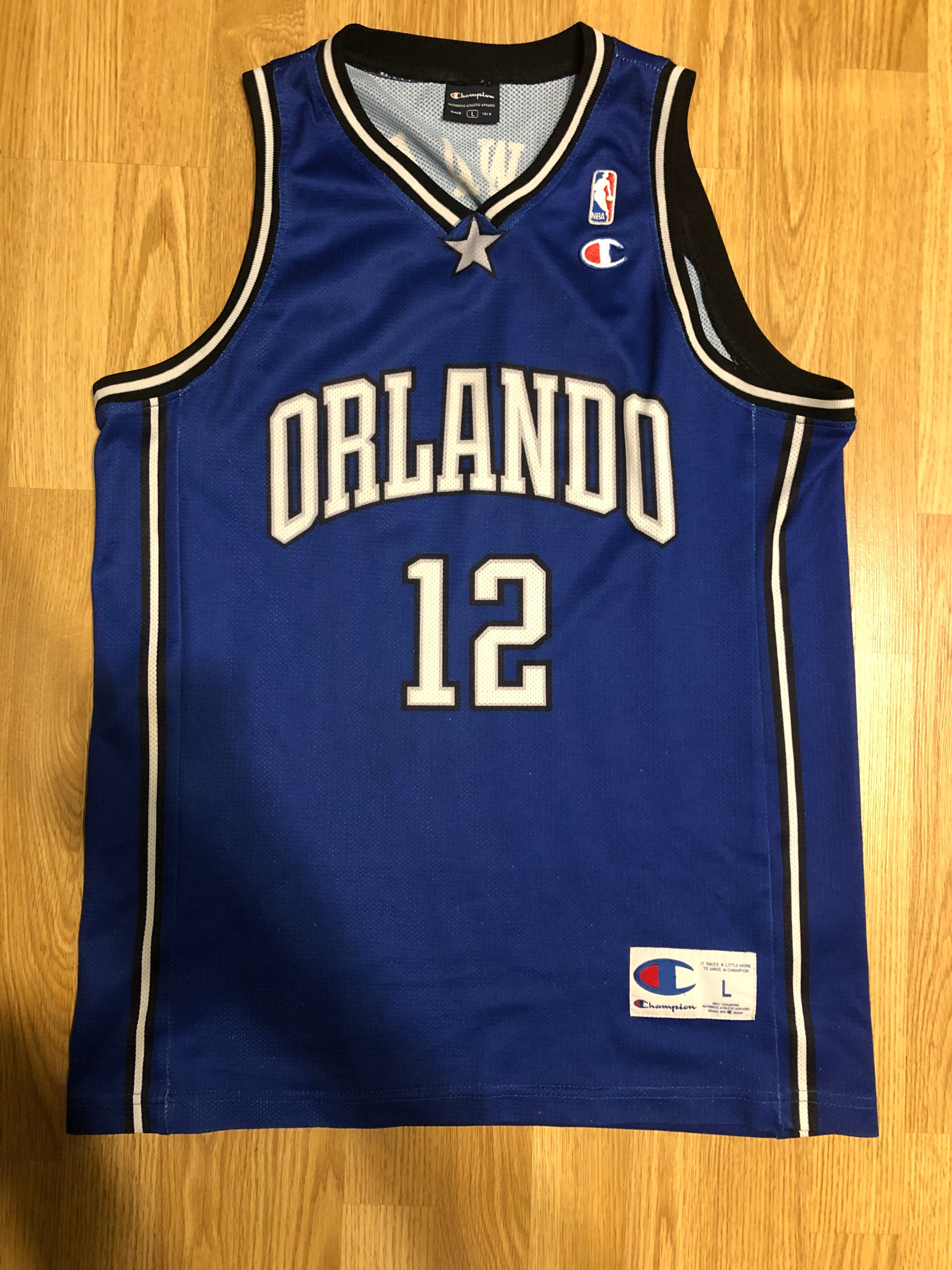 Koszulka Howard, Orlando Magic, Champion, L, NBA