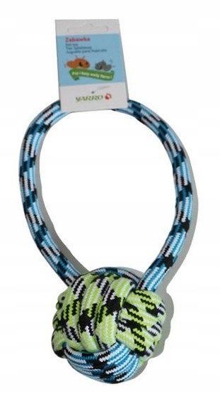Yarro Piłka ze sznura z uchwytem 27cm [Y0315]
