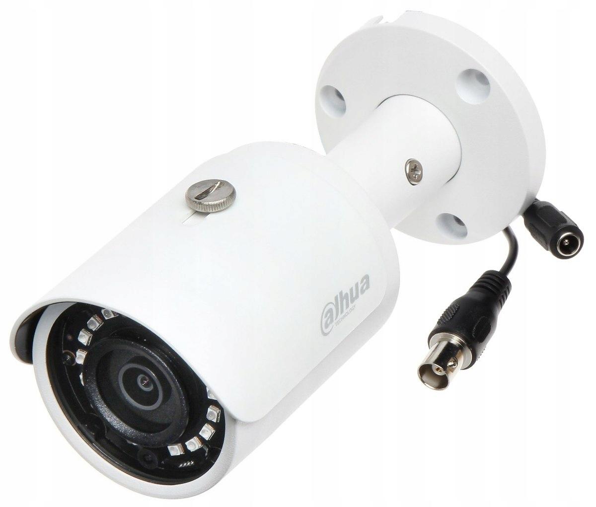 KAMERA HD-CVI HAC-HFW1400S-POC-0280B - 3.7 Mpx 2.8