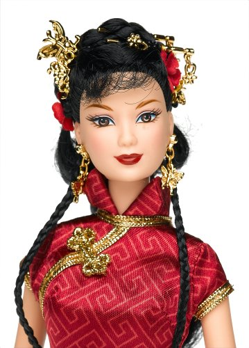 Barbie Festivals World Chinese New Year lalka