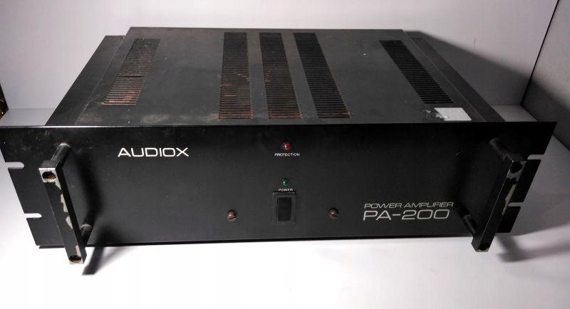 AUDIOX PA-200