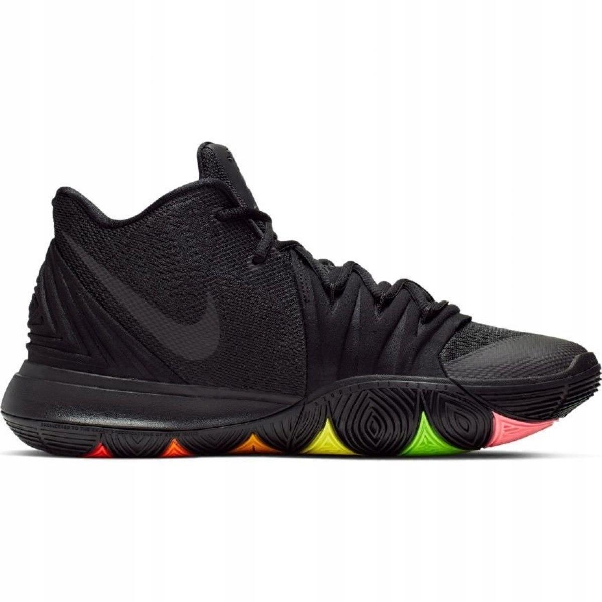 Buty Nike Kyrie 5 Rainbow Soles AO2918 001 46