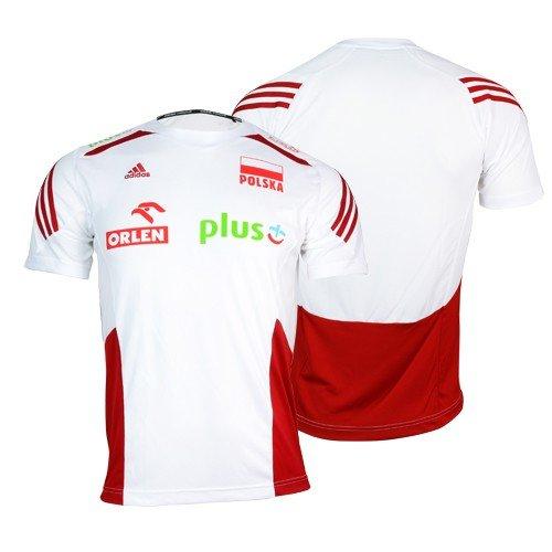 Koszulka adidas siatkówka Polska F47510 XL