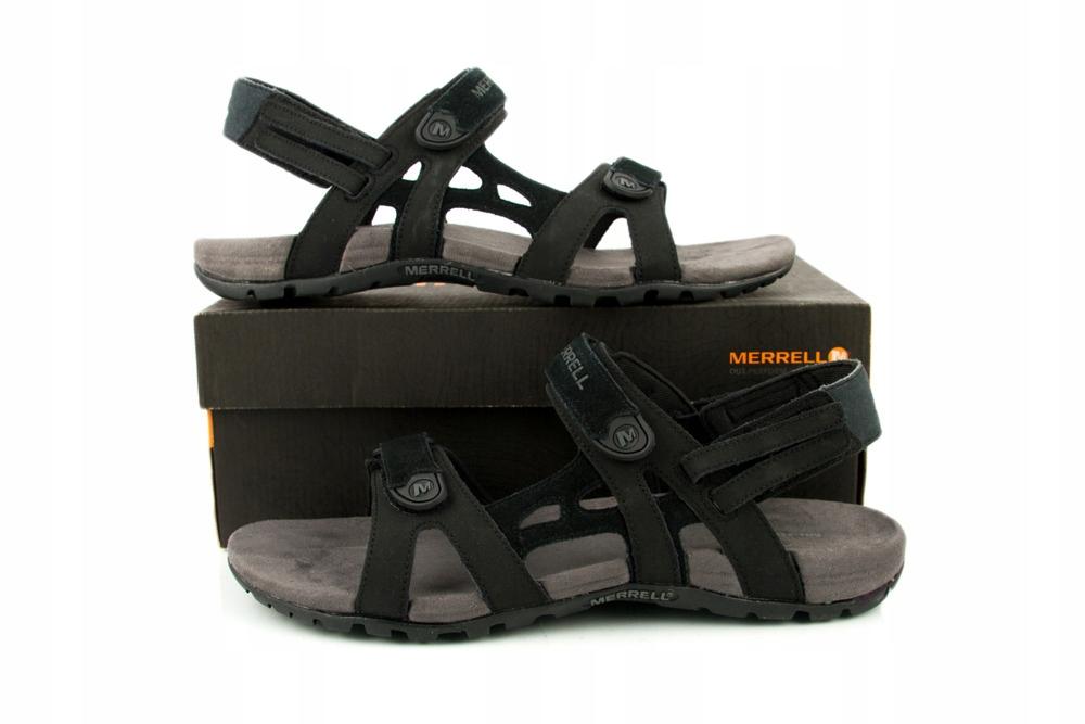 Buty MERRELL SANDSPUR sandały trekkingowe 46 7940651033