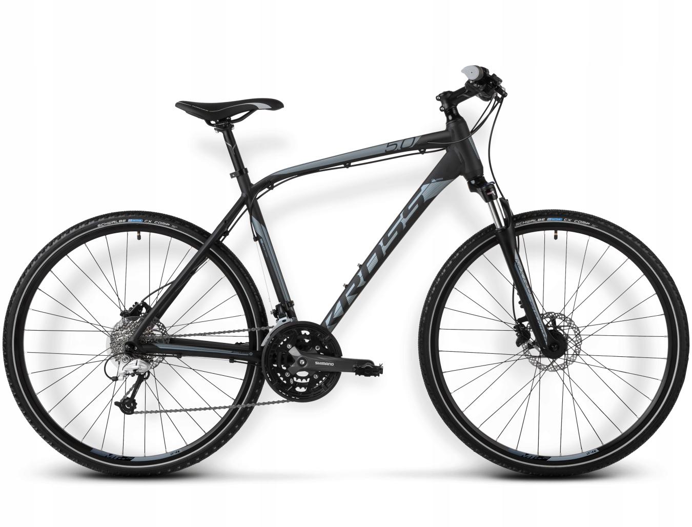 Rower Turystyczny Crossowy Kross Evado 5.0+Gratis