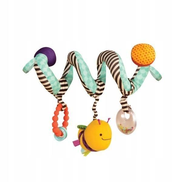 Zabawka spirala sensoryczna dla niemowląt B.Toys