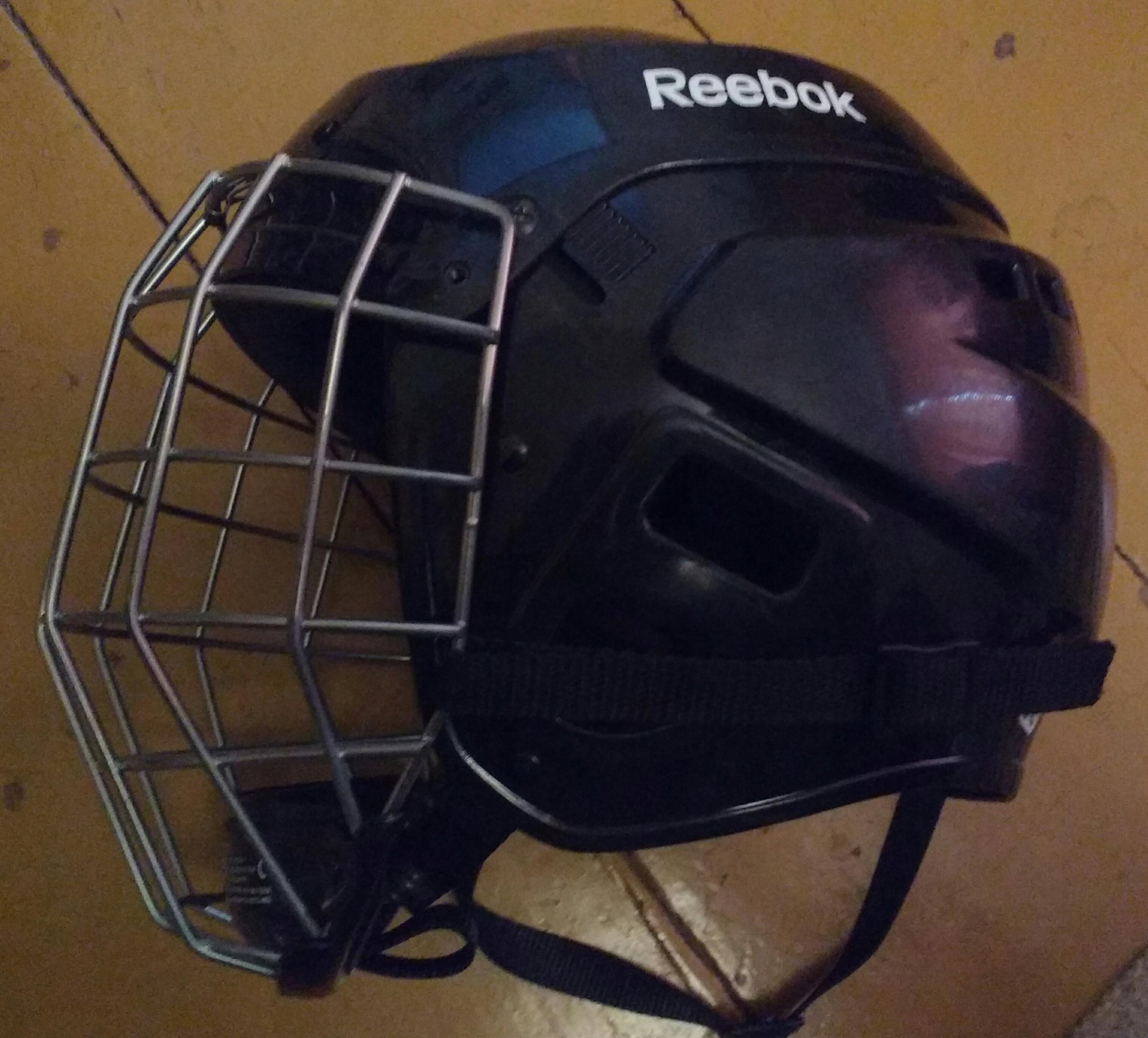 Reebok 55-62 Jofa HOCKEY Hokej CCM NBA NFL NHL MLB