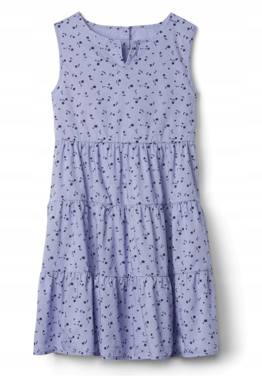 GAP Sliczna sukienka dla dziewczynki L 10lat