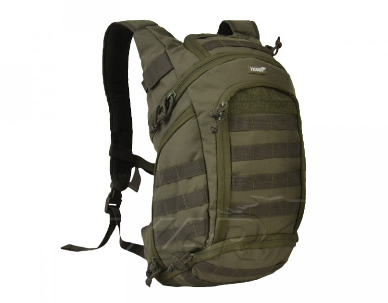 Wojskowy Plecak Texar 25l oliwkowy