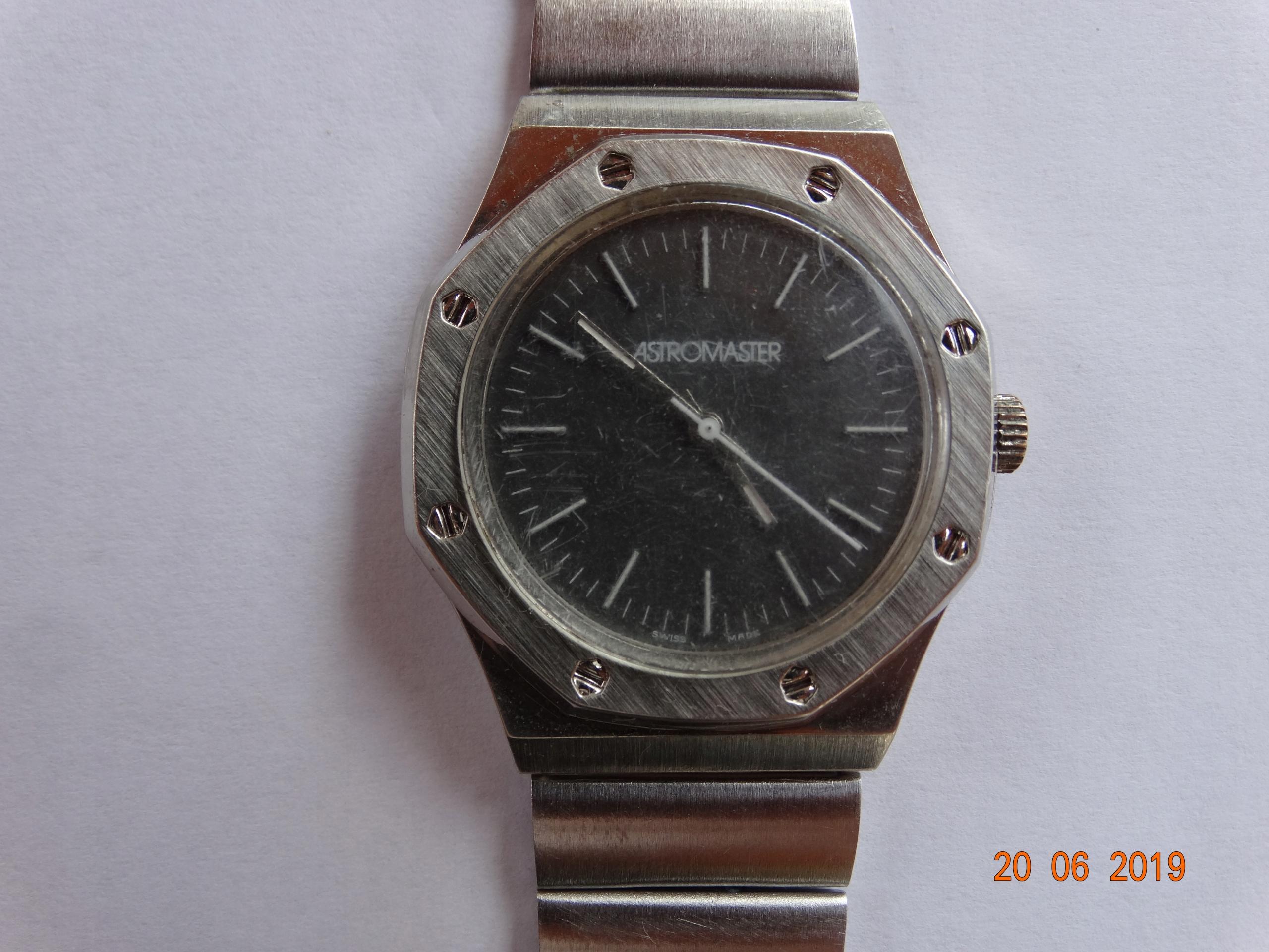 Zegarek męski Buler Astromaster Swiss Made