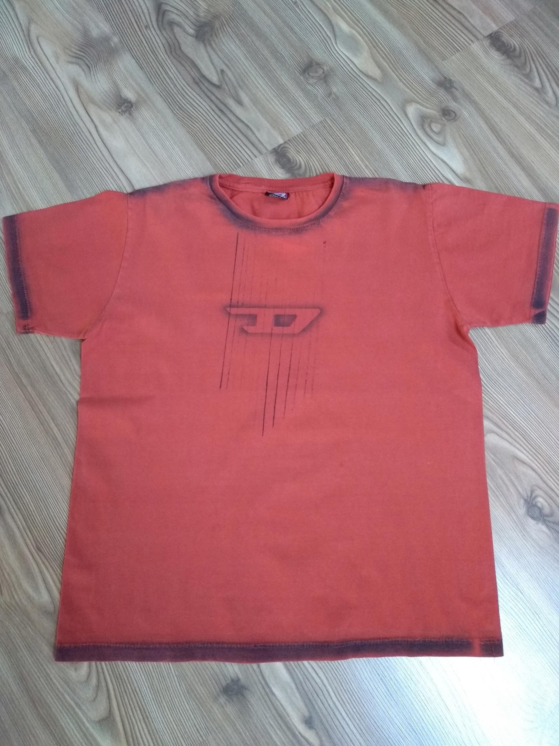 T-shirt Diesel roz. M
