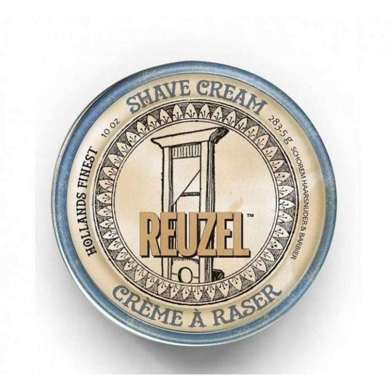 Reuzel Shave Cream krem do golenia brody 283,5g
