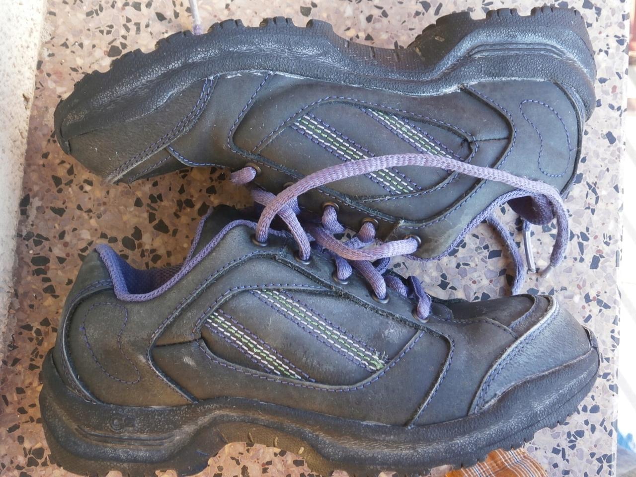 Quechua Arpenaz 50 Trwałe buty skórzane