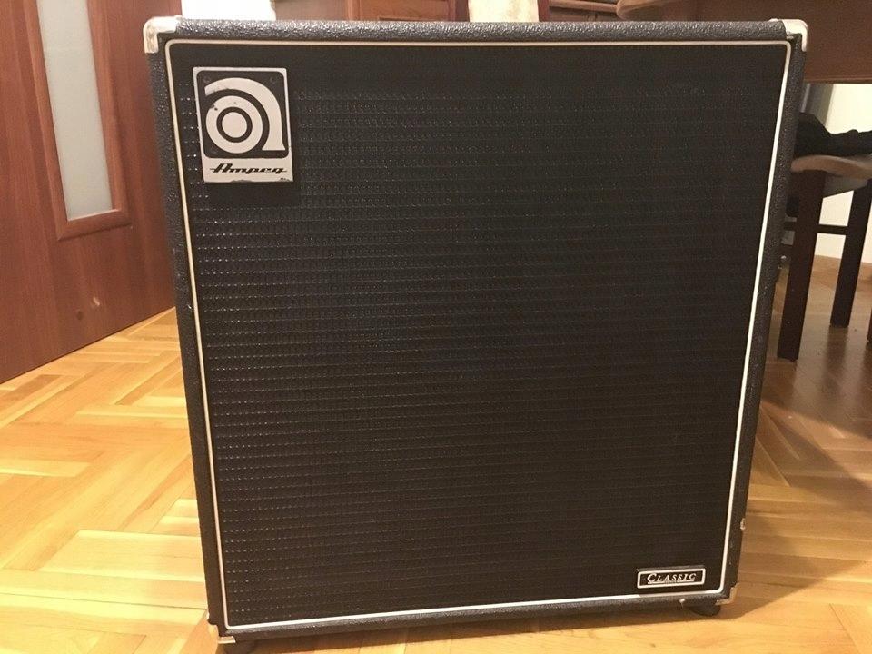 Ampeg SVT410HE 500W - kolumna basowa