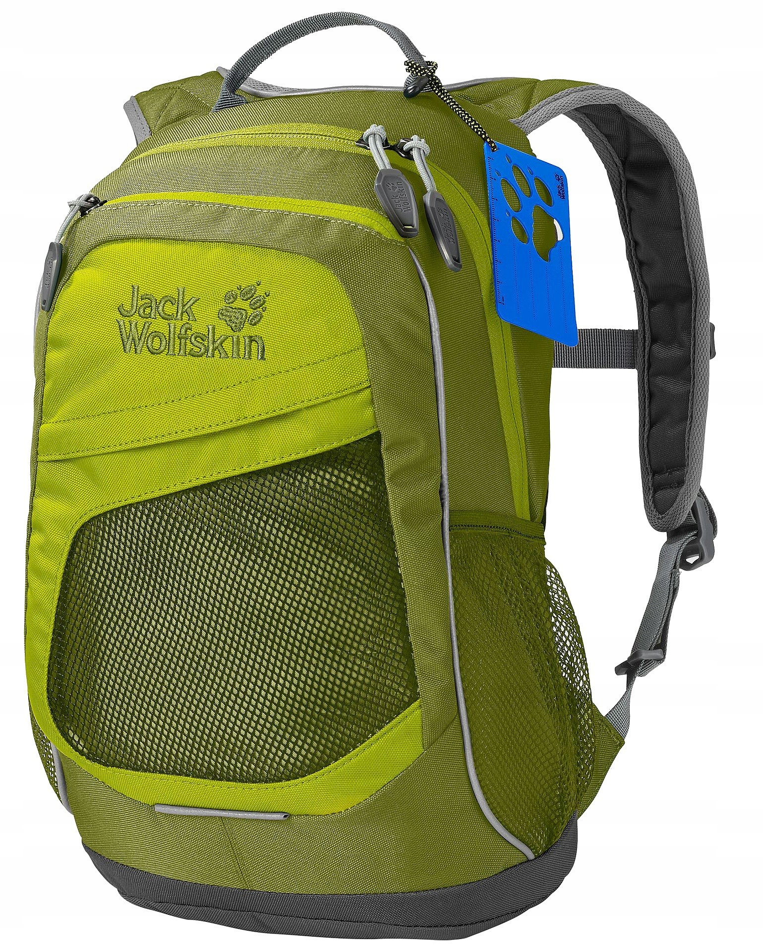 plecak Jack Wolfskin Track Jack - Green Tea