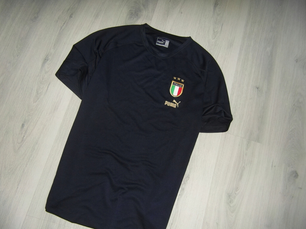 WŁOCHY_ITALY_PUMA_NATIONAL FOOTBALL SHIRT_XXL_BDB