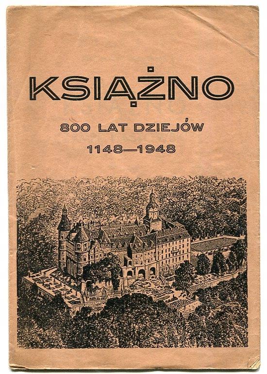 KSIĄŻ / KSIĄŻNO :: dzieje opis historia : 1948