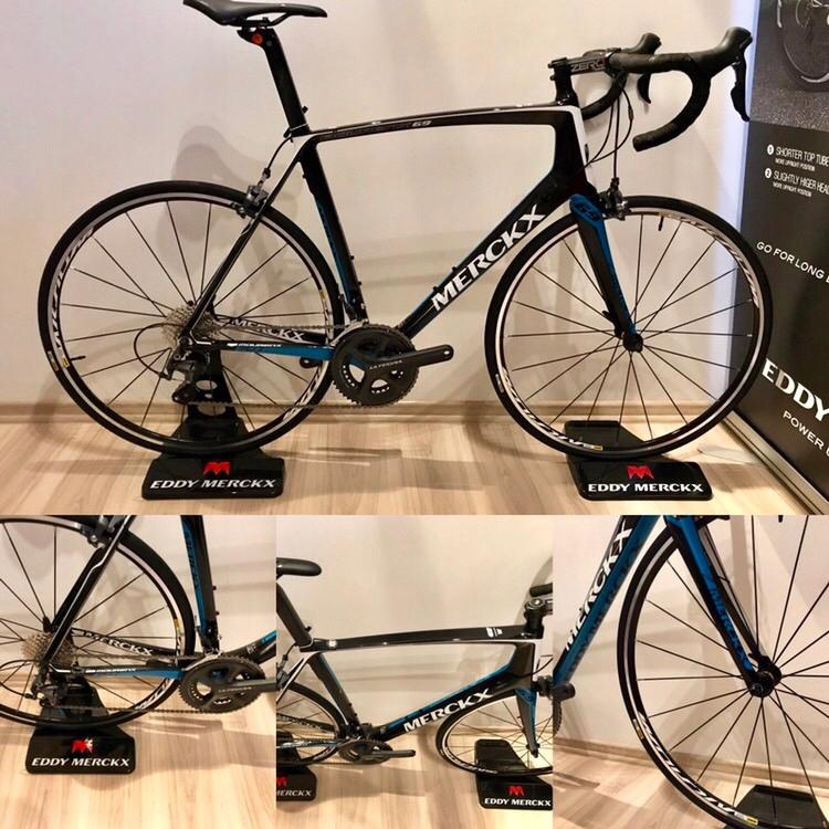 Eddy Merckx Mourenx 69 Shimano Ultegra Nowy Okazja
