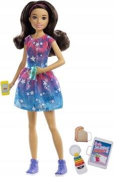 Lalka Barbie Opiekunka SKIPPER BABYSITTERS FHY89