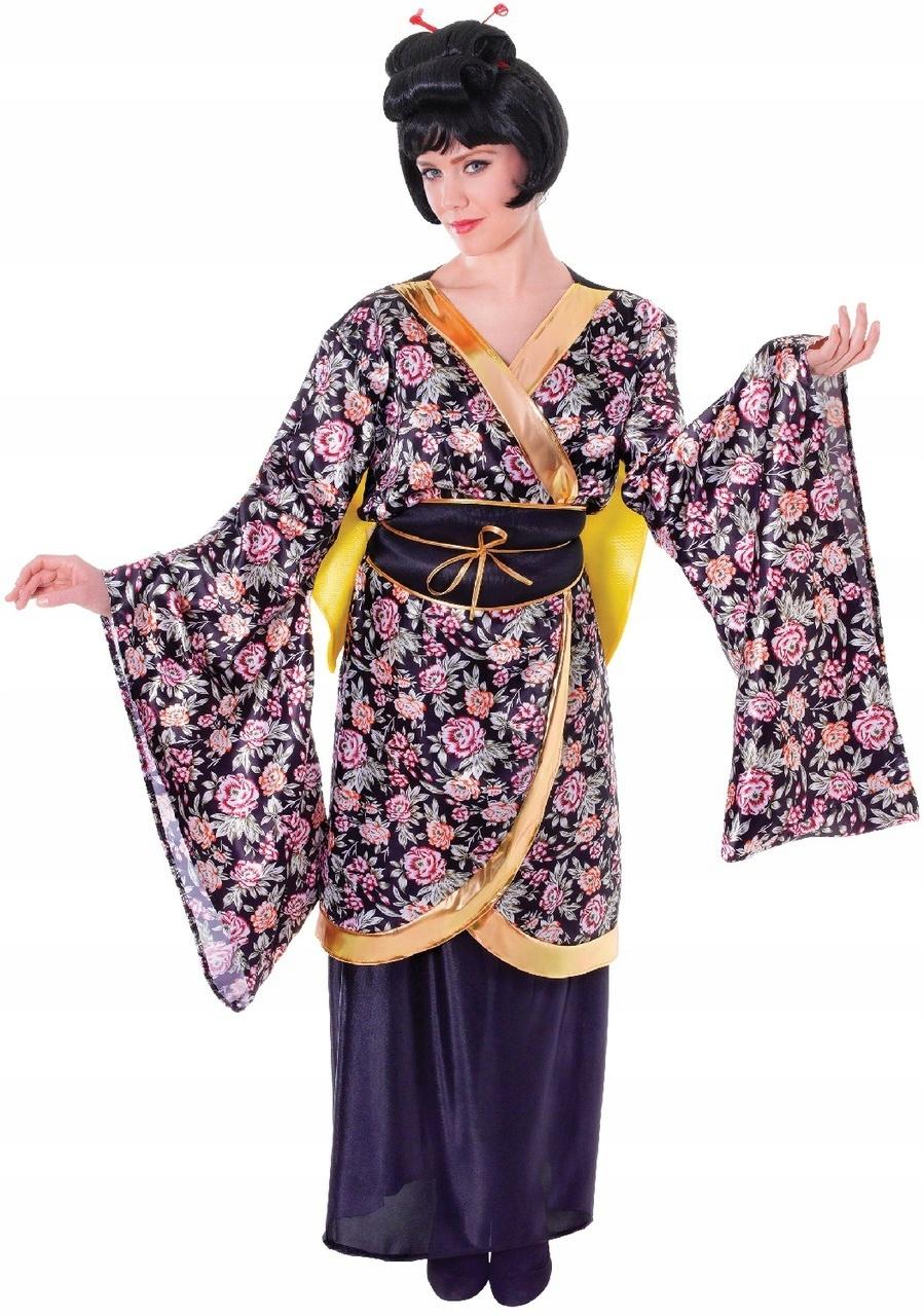 794* kostium strój CHINKA JAPONKA GEJSZA