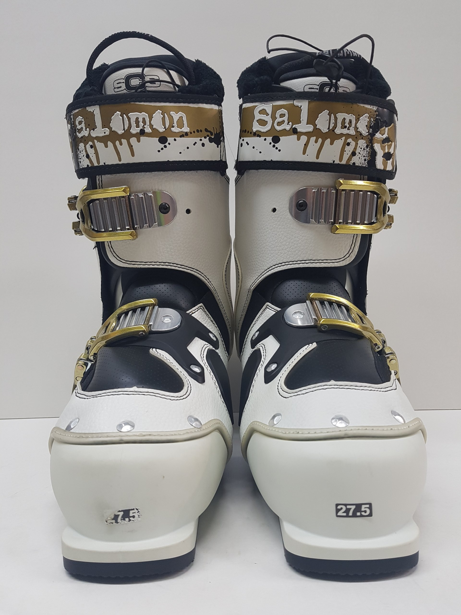 -50% Buty Narciarskie Salomon Pro Model 27,5 black