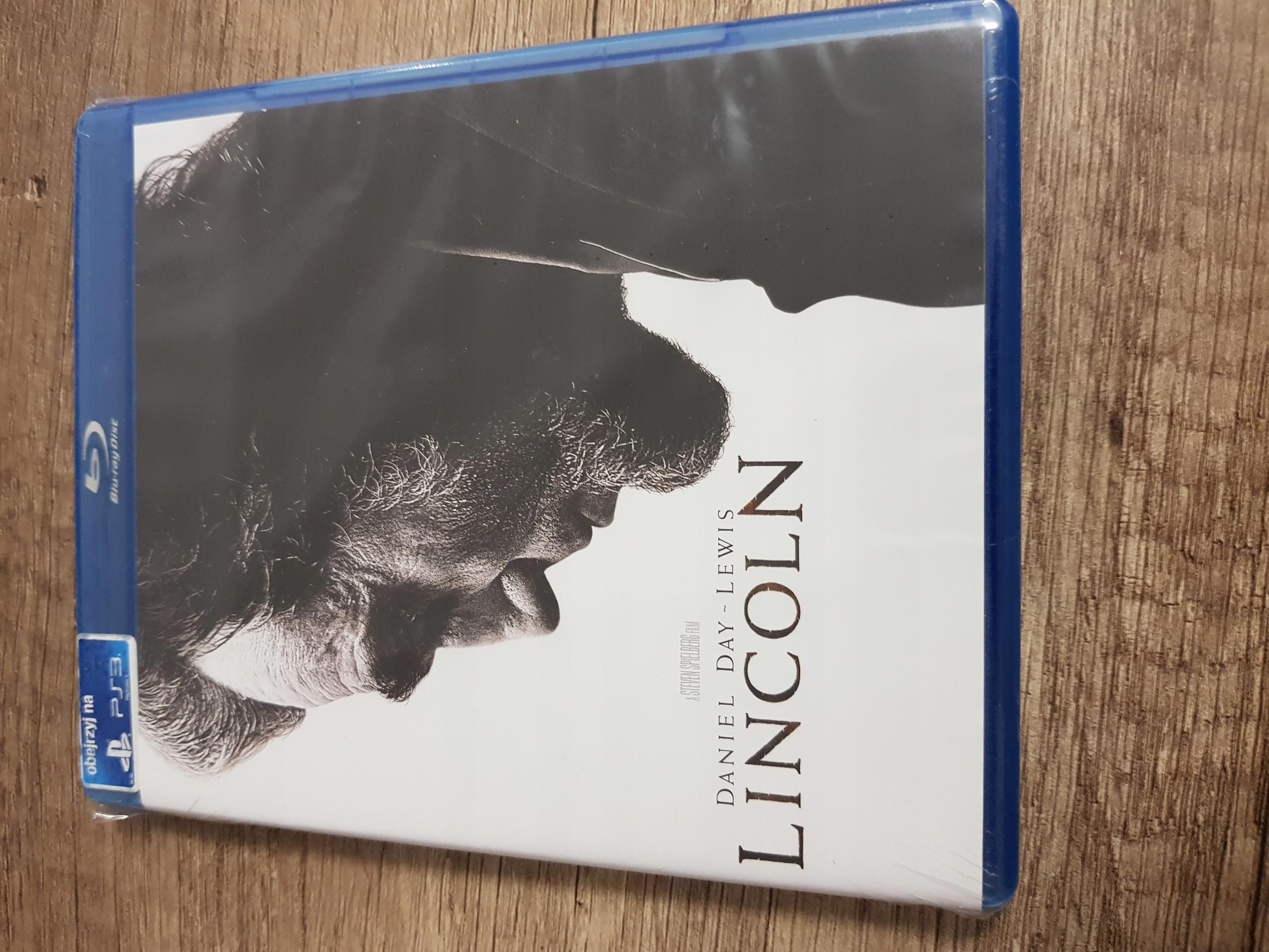 Lincoln film Blu ray polskie wydanie