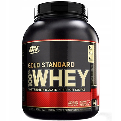OPTIMUM 100% WHEY GOLD STANDARD 2270G COOK. LUBLIN
