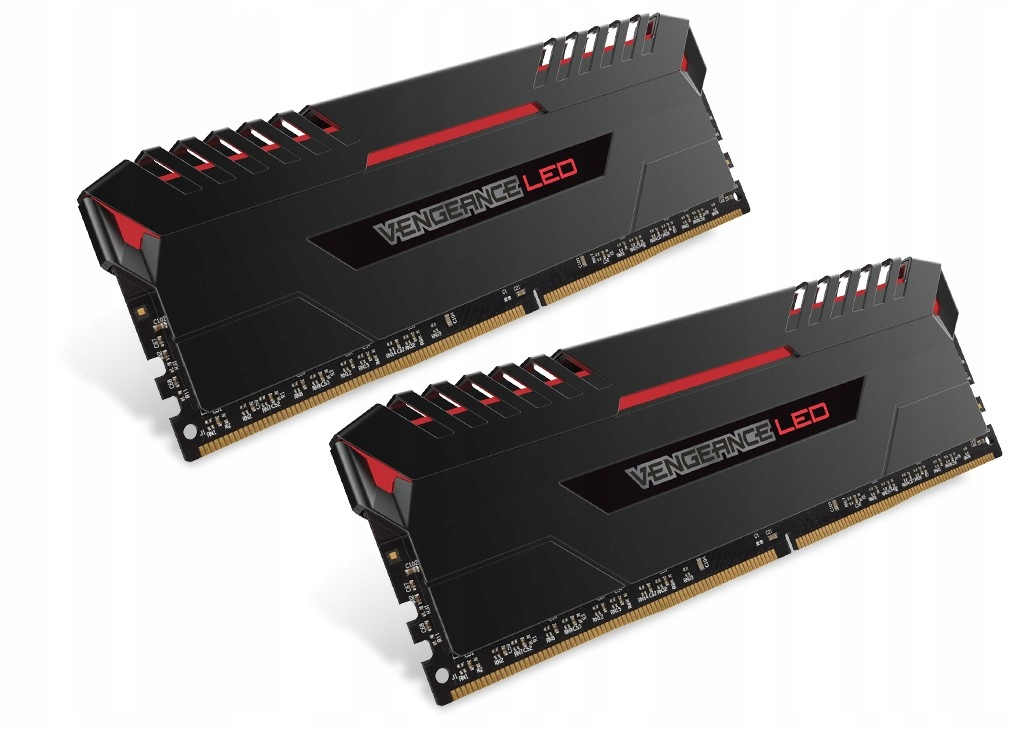 DDR4 Vengeance LED 16GB/3000 (2*8GB) CL15-17-17-35