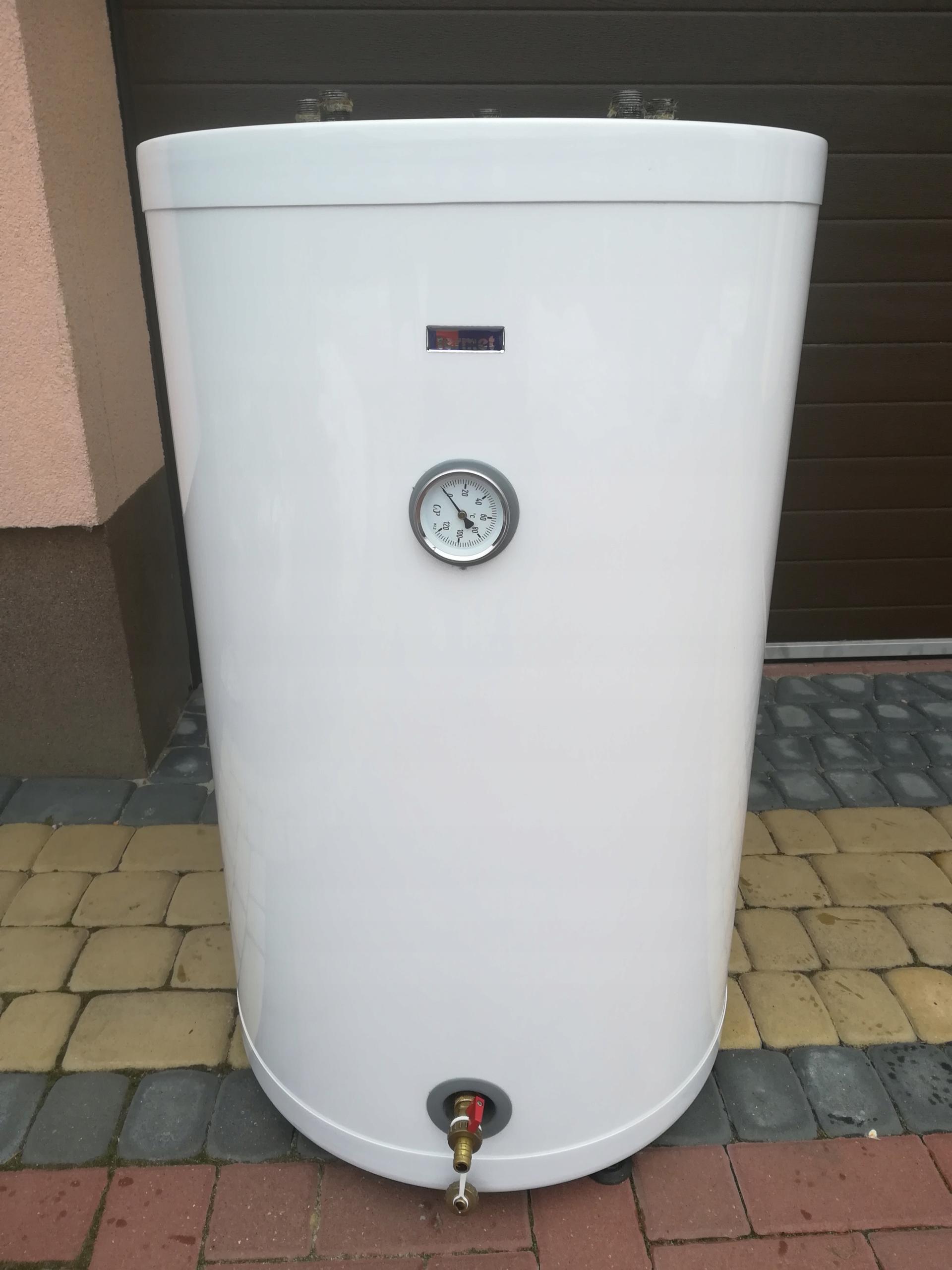 Zasobnik ciepłej wody 100L TERMET