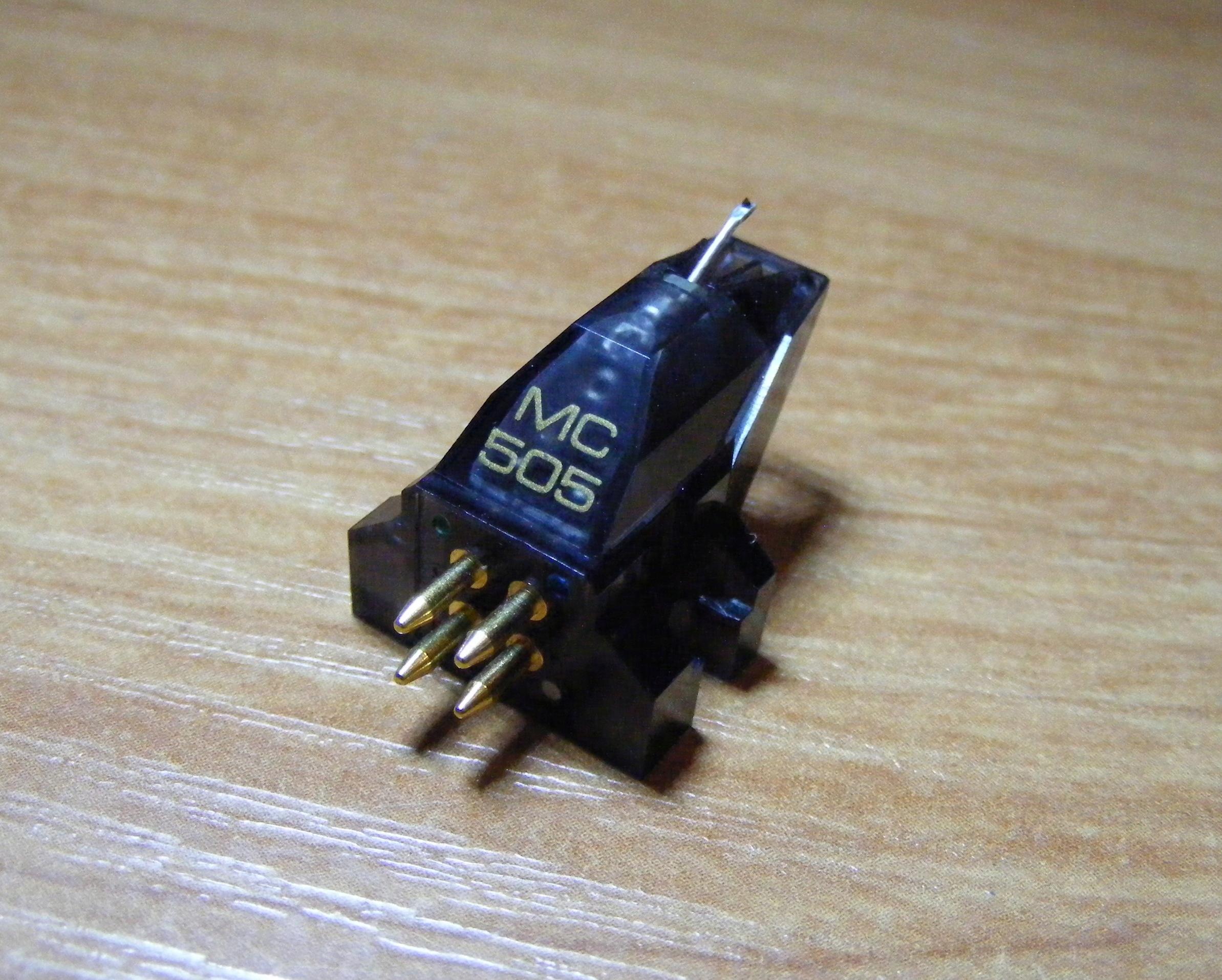 Wkładka do gramofonu Yamaha MC 505