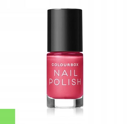 COLOURBOX LAKIER DO PAZNOKCI - CHERRY LOVE 5 ML