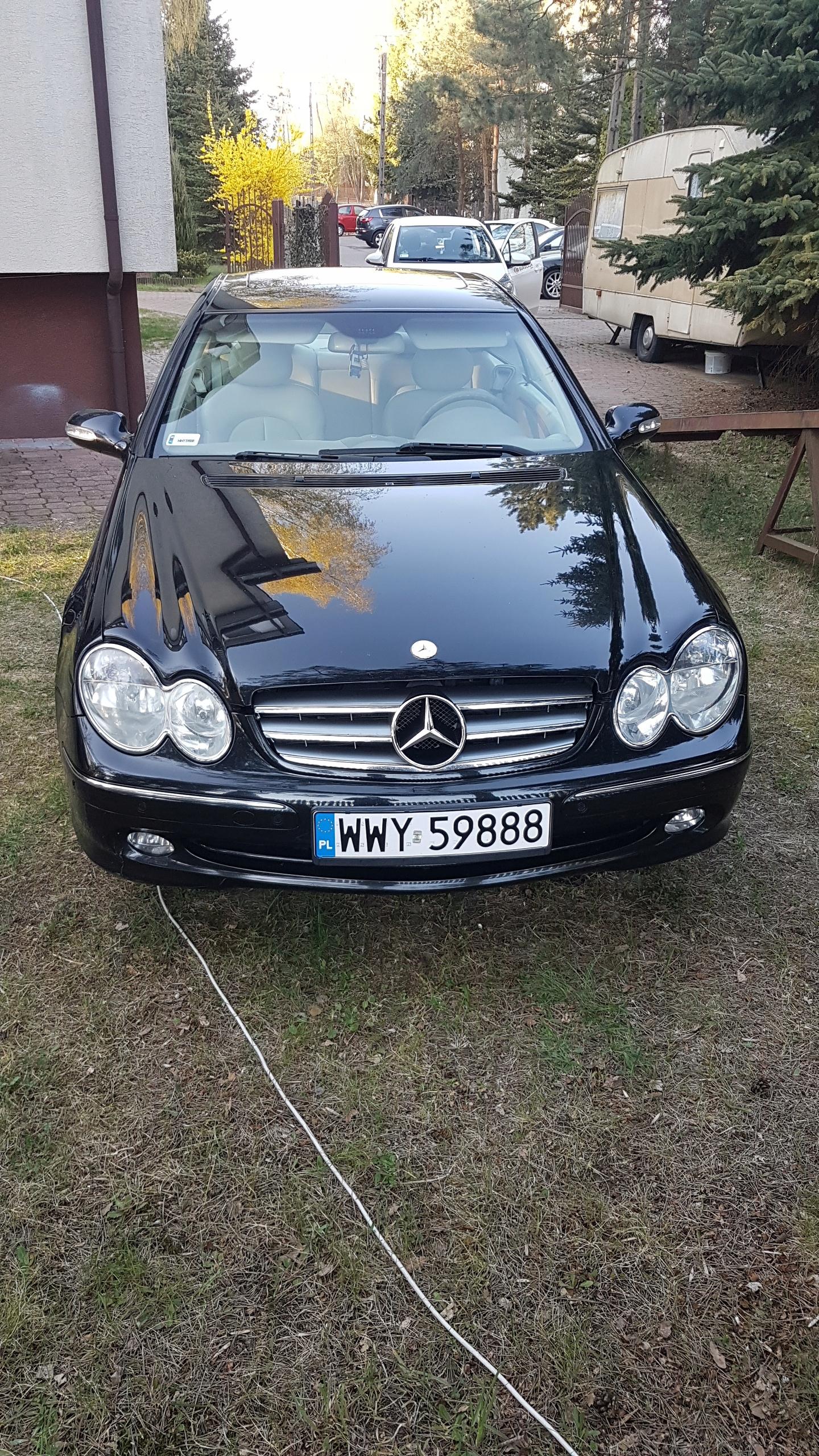 Mercedes CLK 1.8 Kompressor