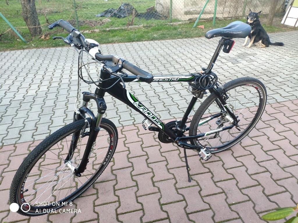 rower treningowy kross firma Kands Maestro