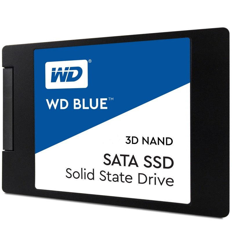Blue SSD 500 GB 3D NAND 2,5'' WDS500G2B0A