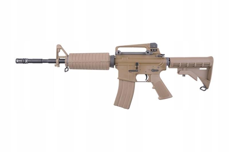 Karabinek szturmowego GBB M4A1 Tan (WET-02-018963)